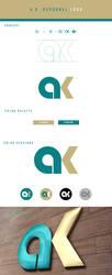 A.K. Personal logo by shady06