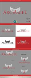 Archangel logo design by shady06