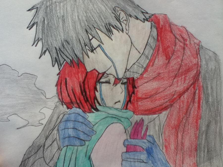 Lovers Reunion by Kenichi-kurosaki15
