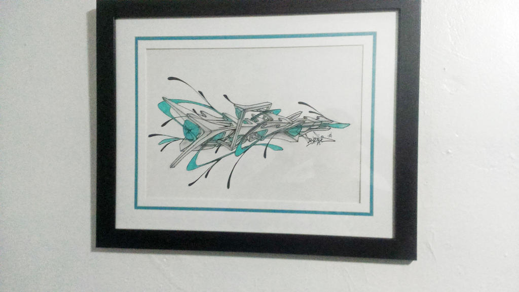 Framed by Phews