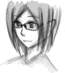 Self Portrait...? by KingdomKrown