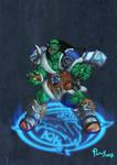 Frostwolf Chieftain Durotan