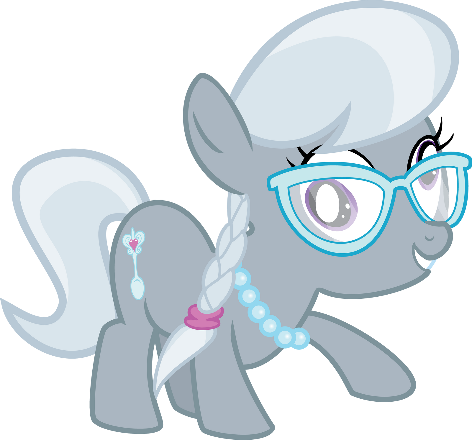 Silver Spoon Vector