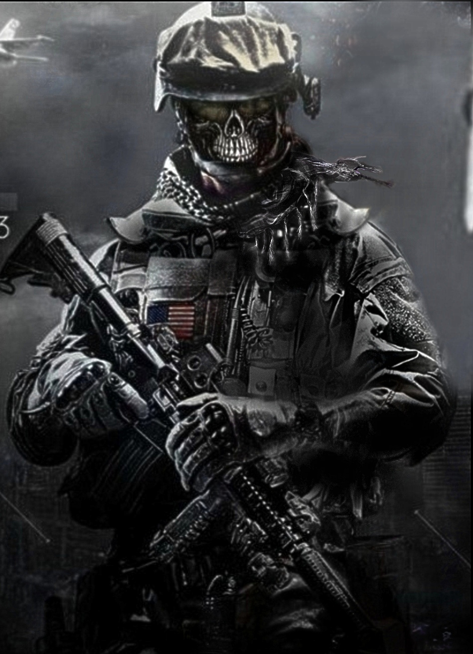 army soldier skull wallpaper   imgkid     the image