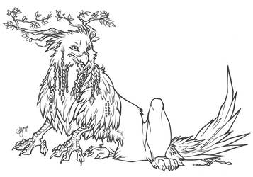 Futureproject: bird spirit by shortissimus