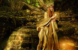 Fairy Godmother by tytaniafairy
