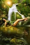 Tywynthia  falls