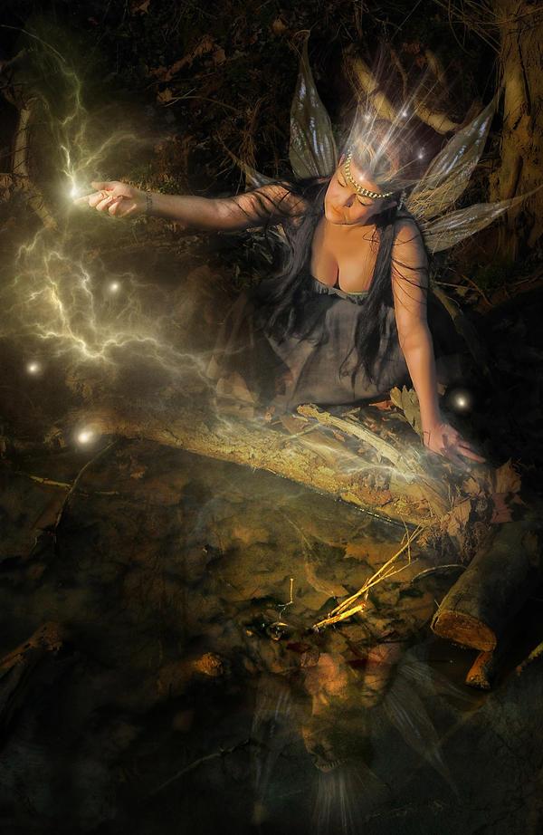 The faerie sunfire by tytaniafairy