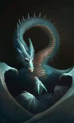 Dragons by deathnear