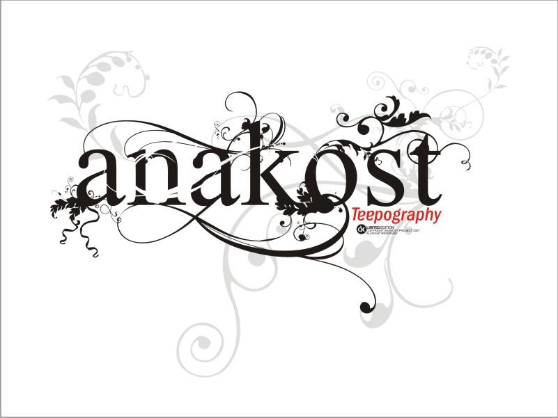 anakost typography