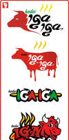Iga-Iga Logotype