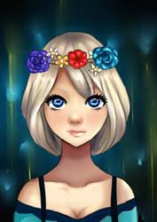 Aika :3 by fairybuni