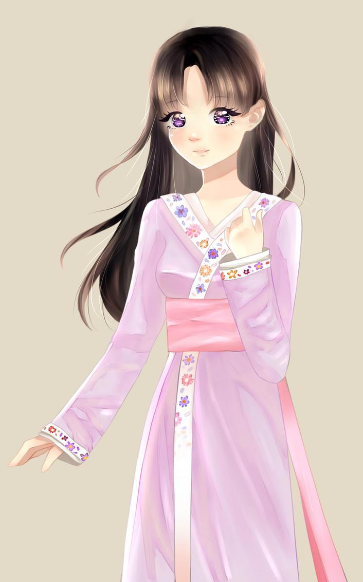 C: Eishou by fairybuni