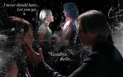 Goodbye Belle... by LostUponAWalkingDead