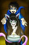 Homestuck - Jade's Birthday (12/1)