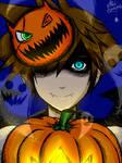 Kingdom Hearts - HalloweenTown!Sora