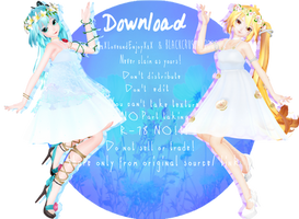 .:|COLLAB| The Spirit of the Beautiful Spring DL:. by ColorfulNayes