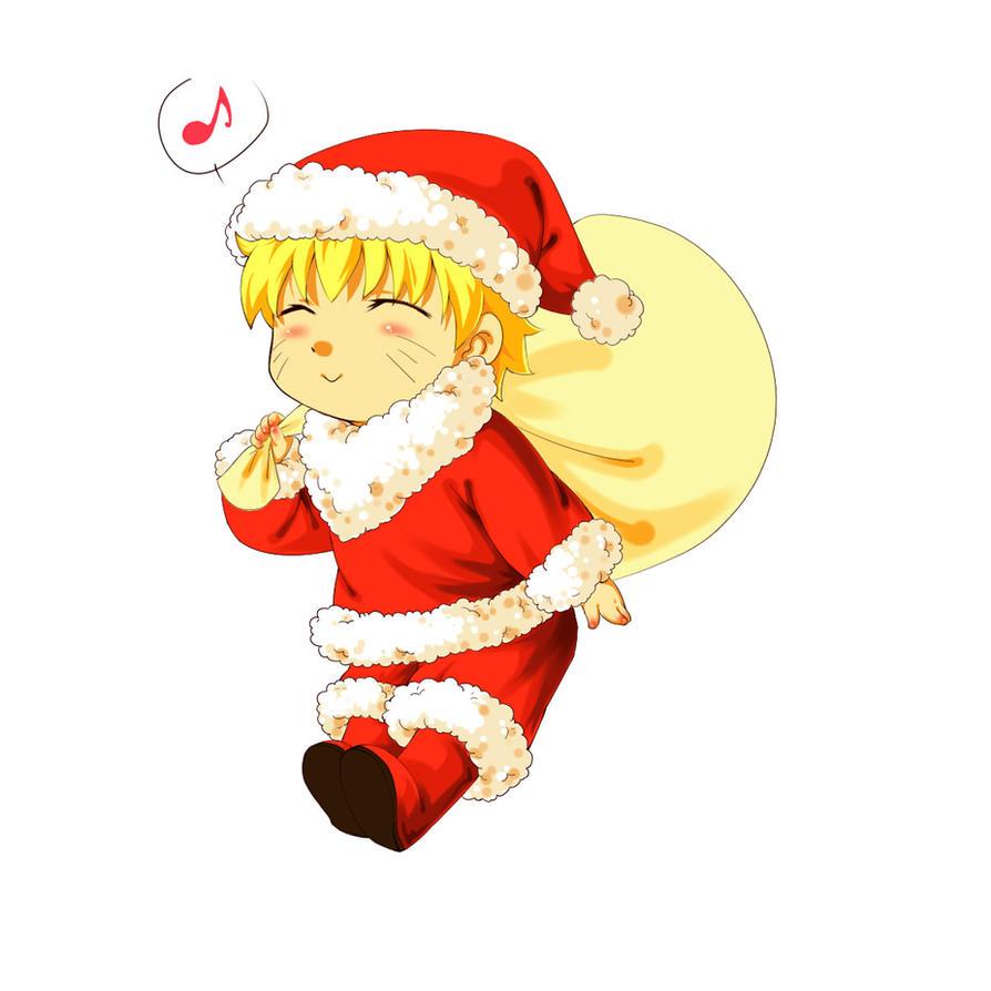 naruto christmas by jiegengdai - Naruto Christmas