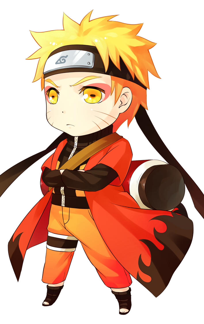 Naruto practice by jiegengDai