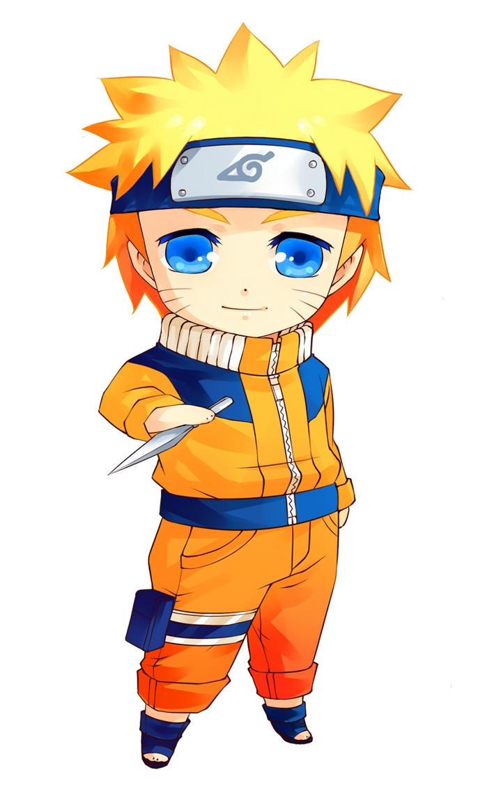 Naruto practice 02 by jiegengDai