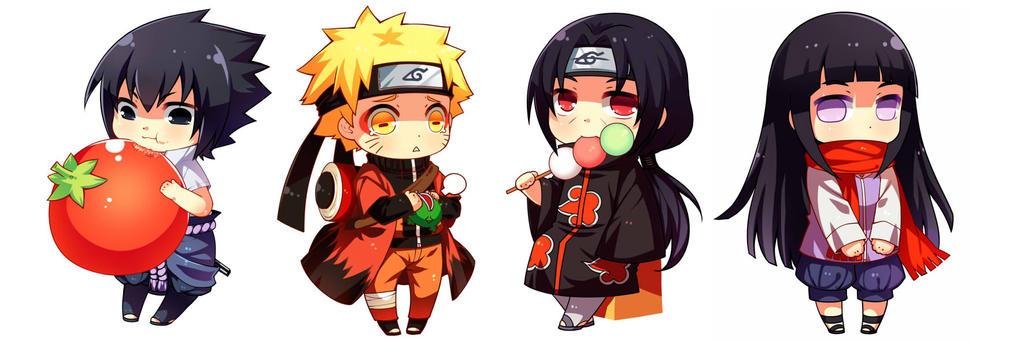 Naruto by jiegengDai