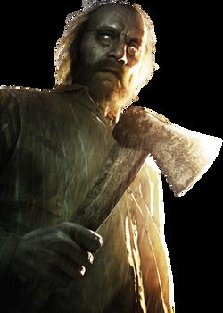 Resident Evil 7 - Jack Baker [Render]