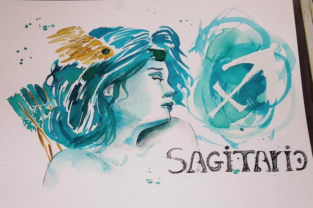 Sagitario V2 by aisedie