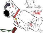 .:Brian Griffin R.I.P.:.