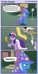 Trixies Scepter by 123TurtleShell