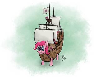 Pinkies Nightmare Night Costume