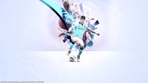 Sergio Aguero 16 man city by namo,7