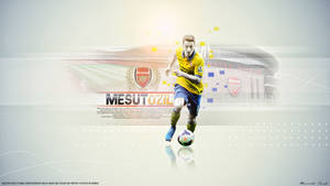Mesut Ozil 11 Arsenal by namo,7