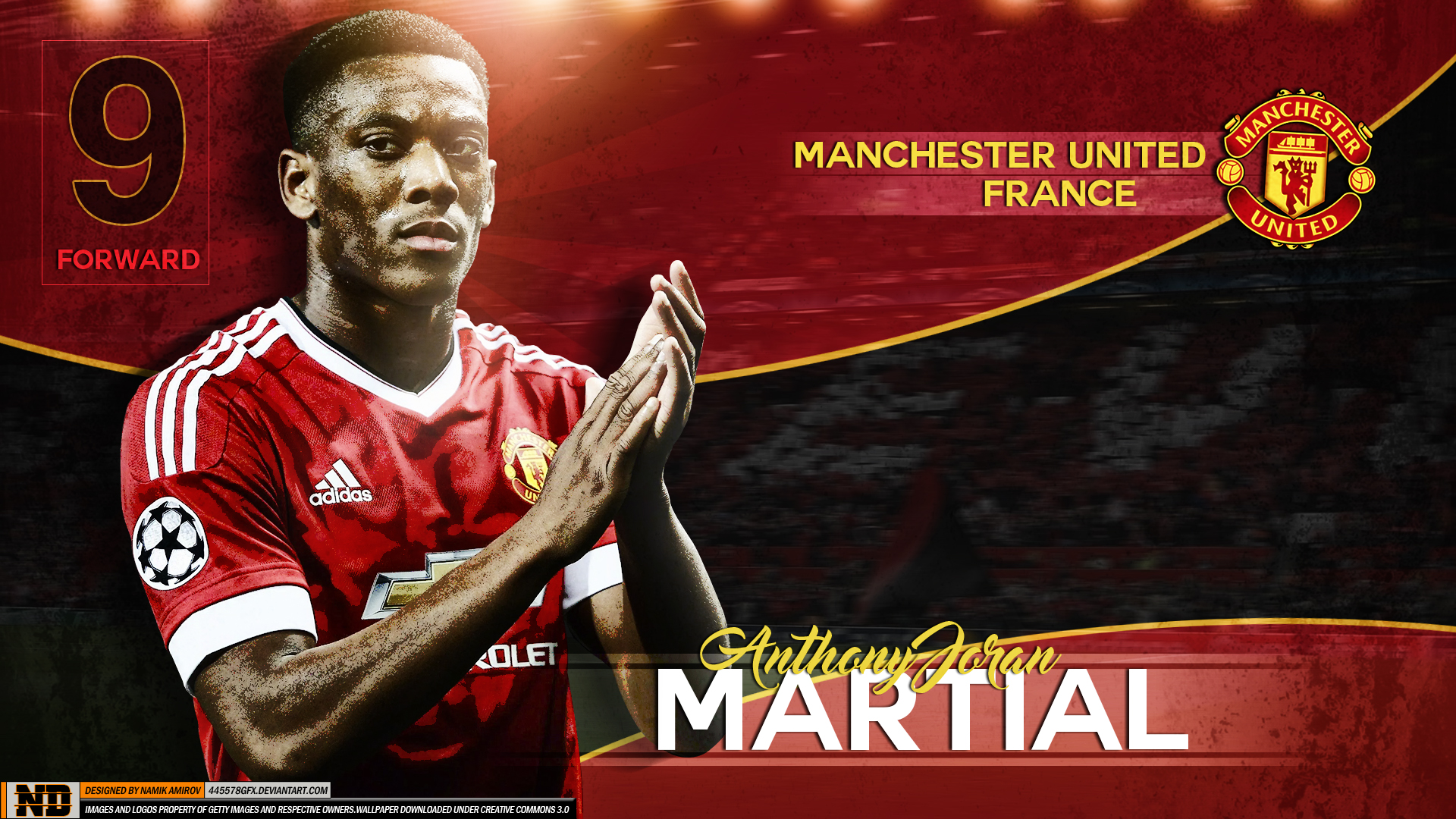 09 Anthony Martial By Namo,7 By 445578gfx On DeviantArt