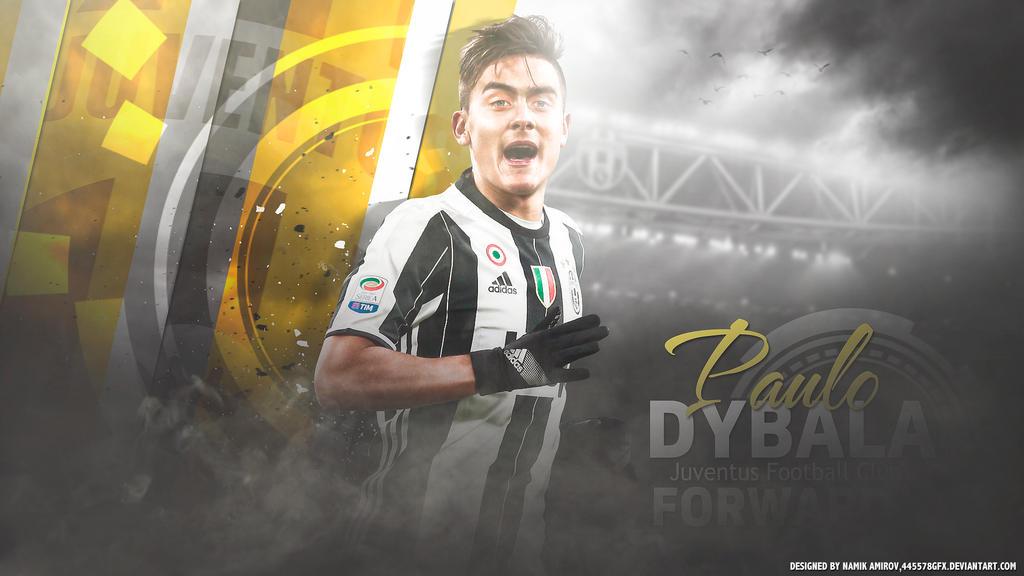 21 Paulo Dybala by namo,7 by 445578gfx