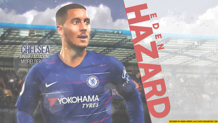 Eden Hazard10 by namik amirov by 445578gfx