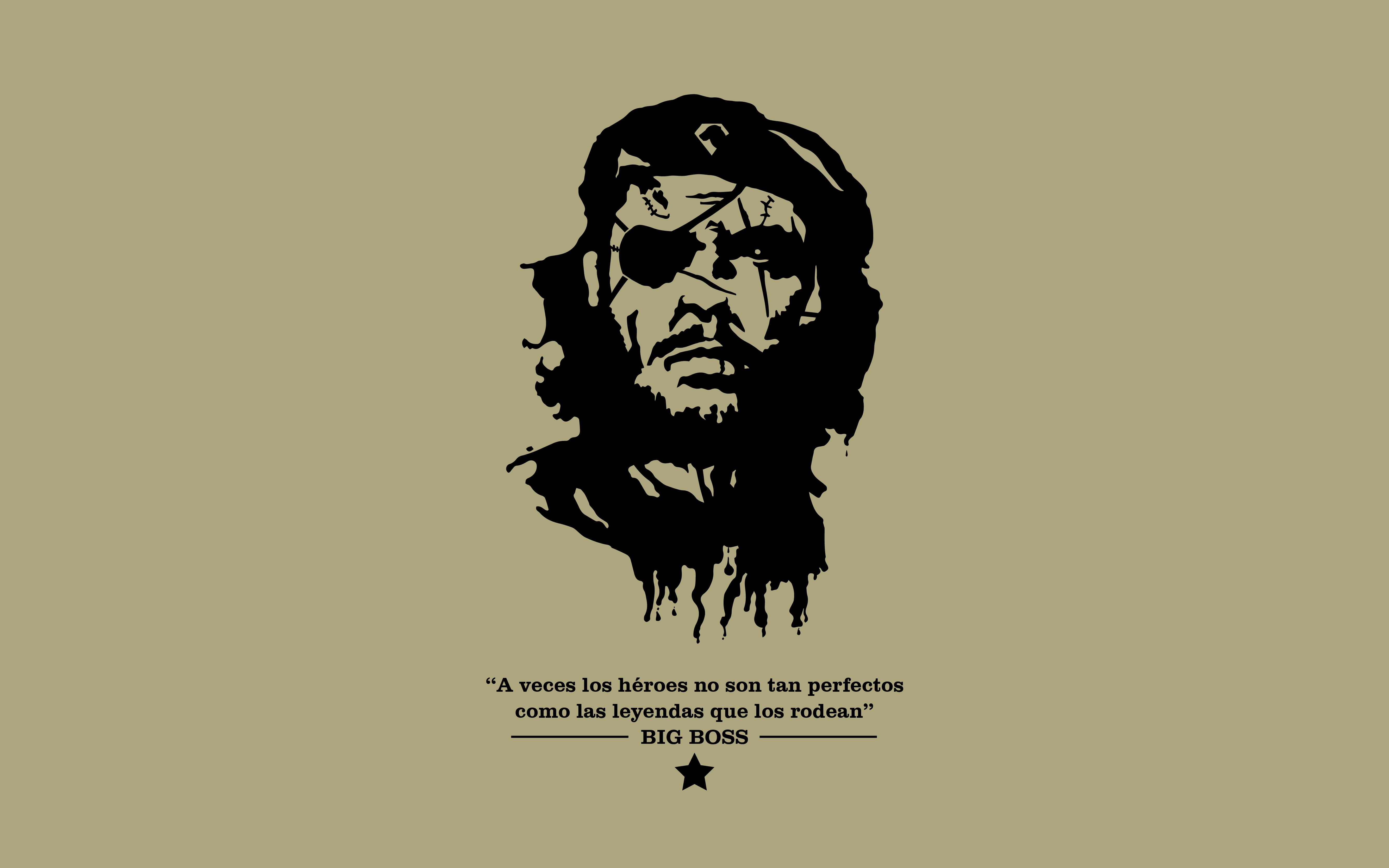 ... Che Guevara like Big Boss Wallpaper 2.1 by Moloch15