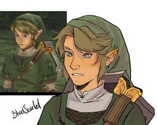 Link by ScarletBrushstroke