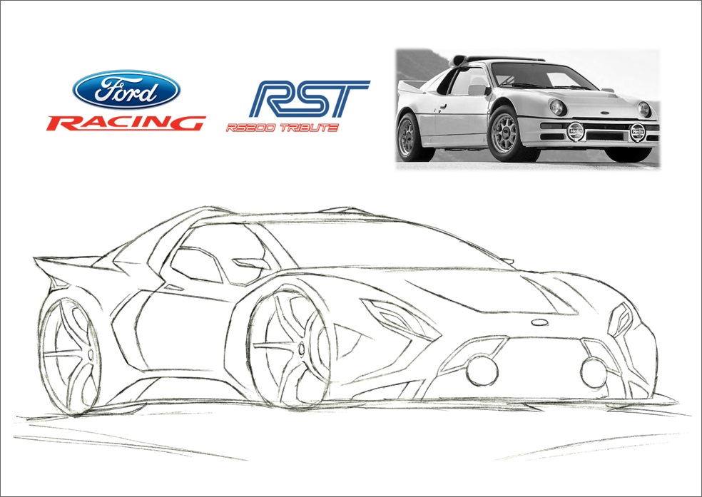 coupé Ford - Page : 2 - Actualité auto - FORUM Sport Auto