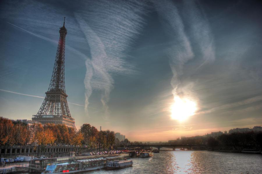 Just Paris by uneven88