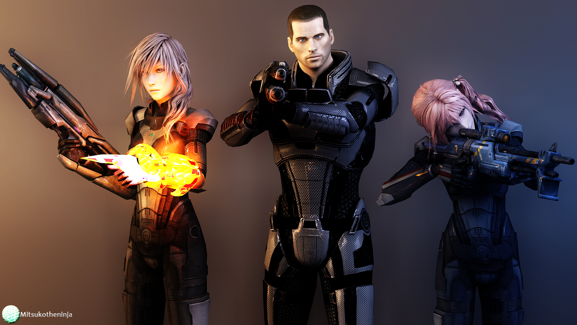 FFxME: Join the Fight. by Lady-Redd