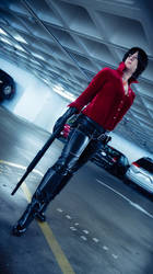 Ada Wong by Lady-Redd