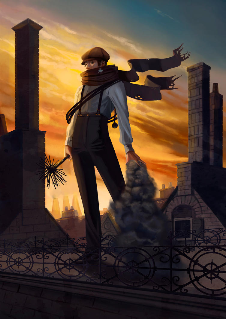 Mr Chimney Sweep By Avisnocturna On Deviantart