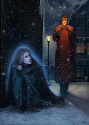 A Light in the Dark by avisnocturna