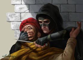 Assassin - Meucheln by avisnocturna