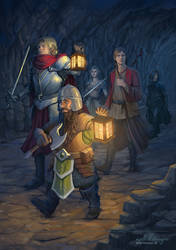 E VAU - entering the Dungeon