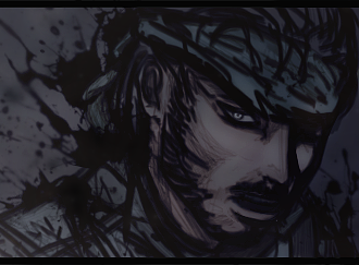 Solid Snake by TeHP1nkSh33p