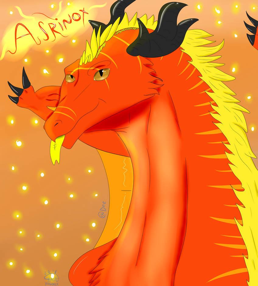 King-Asrinox! by Keoboost