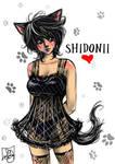 Cat Girl for Shidonii