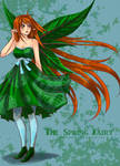 The spring fairy