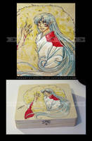 Sesshomaru- SOLD by Roots-Love